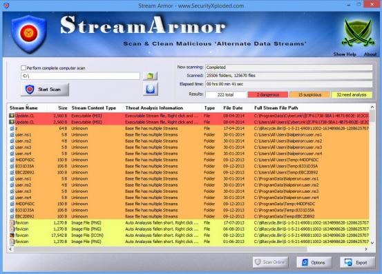 Stream Armor